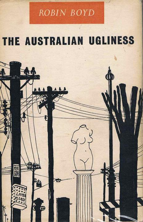 'The Australian Ugliness' lunchtime reading