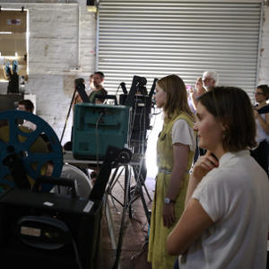 Artist Film Workshop